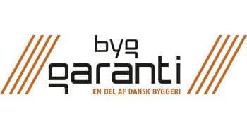 Logo til Byg Garanti