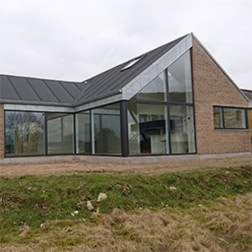 Nyt hus i Kolding (hovedentreprise)