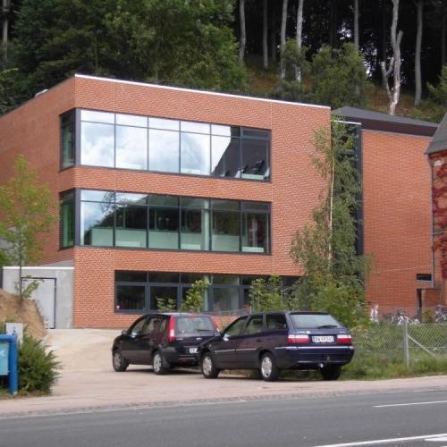 Tilbygning til privatskole i Vejle