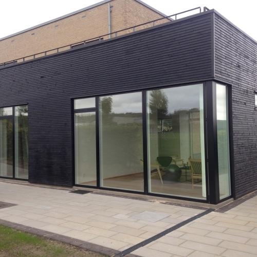 Tilbygning til villa i Vejle