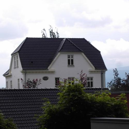 Totalrenovering af udsigtsvilla i Bredballe